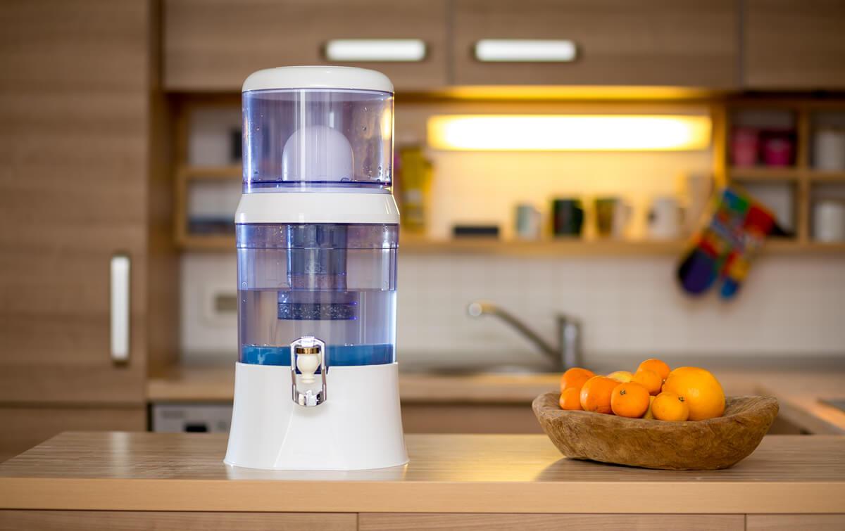 Prirodno filtriranje vode