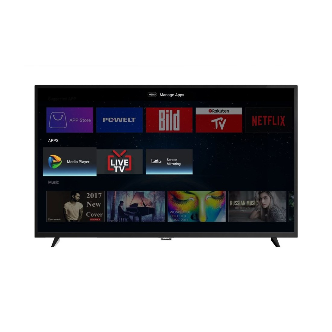 Televizor Vivax Imago 49UHDS61T2S2SM